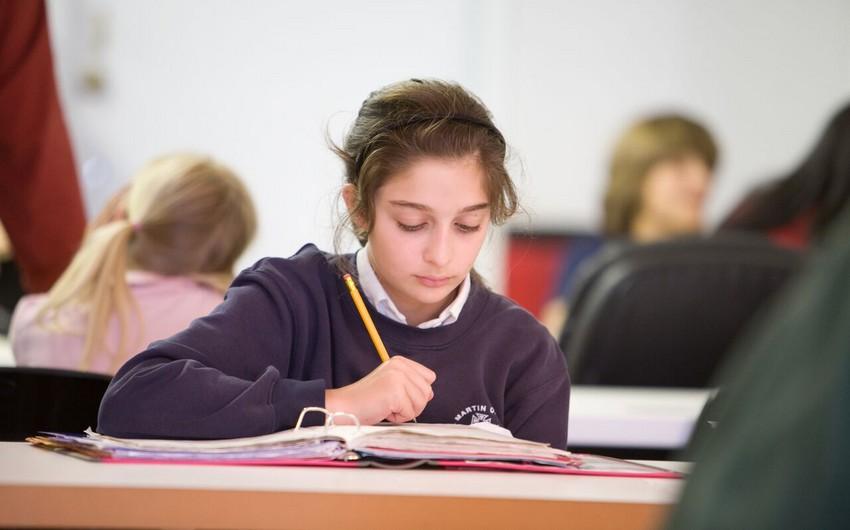 Nazirlik rəsmisi: Valideynlər qüsurlu qız uşaqlarını təhsildən yayındırır