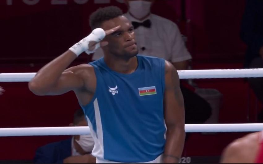 Azərbaycan boksçusu bürünc medal qazandı -