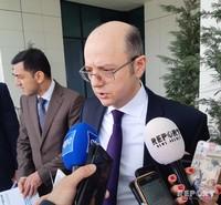 Парвиз Шахбазов - министр энергетики Азербайджанской Республики