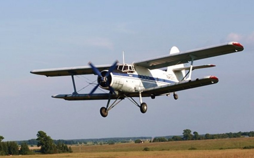​An-2 plane crashed in western Ukraine
