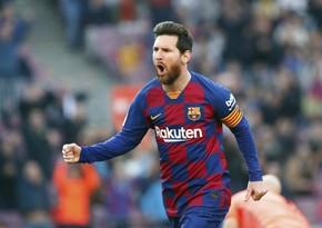Barselona prezidentliyinə namizəd: Messi komandada qalacaq