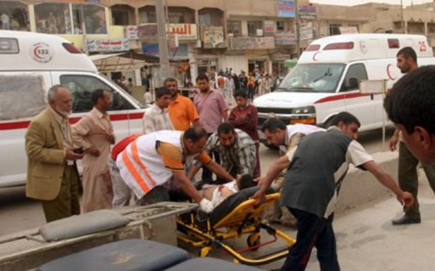 Ötən il İraqda 15 min nəfər terror hücumlarının qurbanı olub