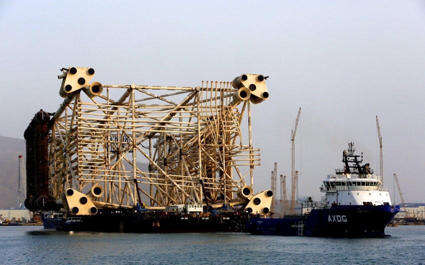 Second Shah Deniz 2 platform jacket sent offshore