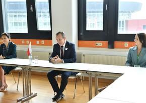 Polşa Senatının sədri: Bölgədə sülh və sabitliyin təmin olunması vacibdir