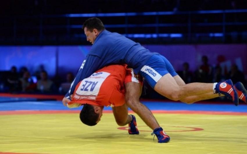 Azərbaycanın daha bir samboçusu Avropa çempionatında medal qazanıb