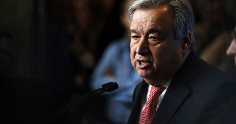 UN chief calls on international community to learn from mistakes of current pandemic