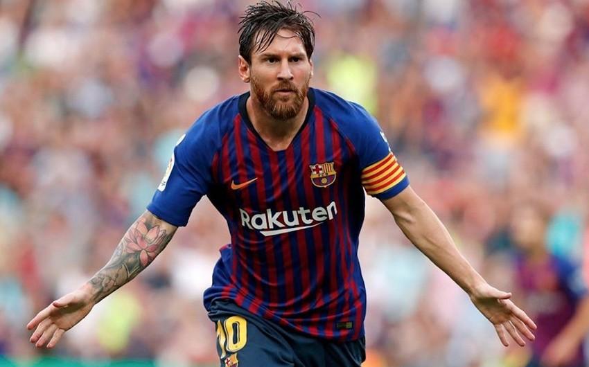 Messi zədə səbəbindən Real ilə oyunu buraxa bilər
