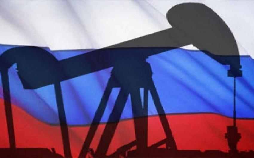 Rusiyanın neft hasilatı post-sovet rekordunu yeniləyib