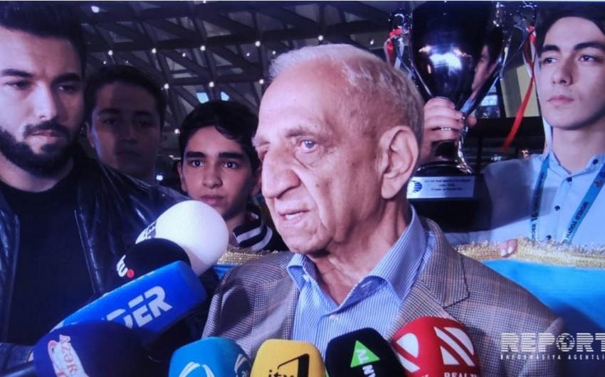 Faiq Həsənov: Son vaxtlar Azərbaycan şahmatçılarının bu qədər qələbələri olmamışdı