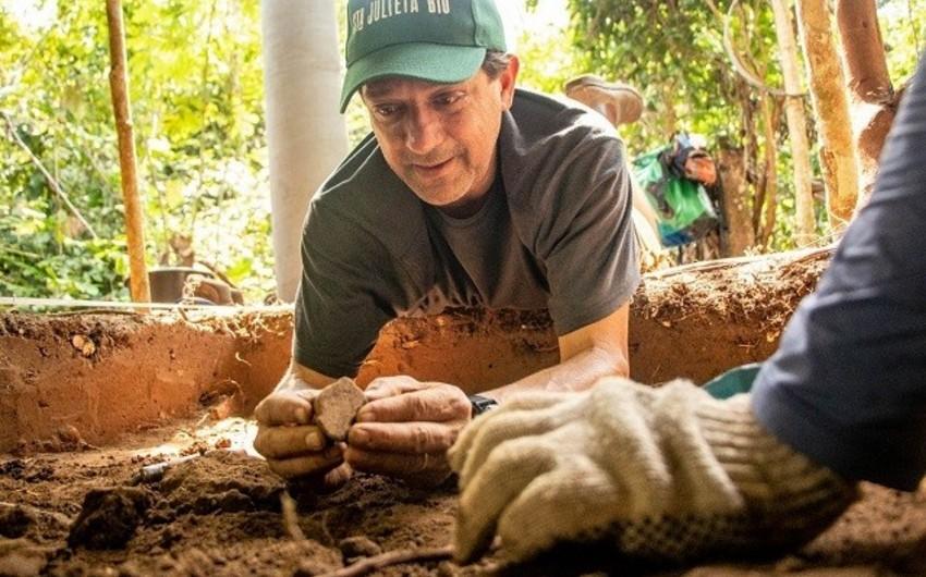 Amazon meşələrində qədim insan məskəninin qalıqları aşkarlanıb