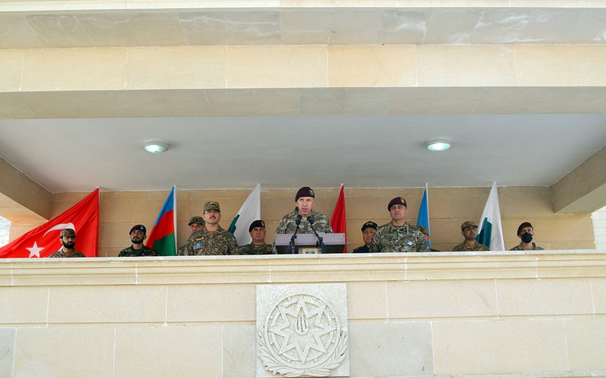 Türkiyə XTQ komandanı: Azərbaycanla birgə təlimlər bundan sonra da davam edəcək
