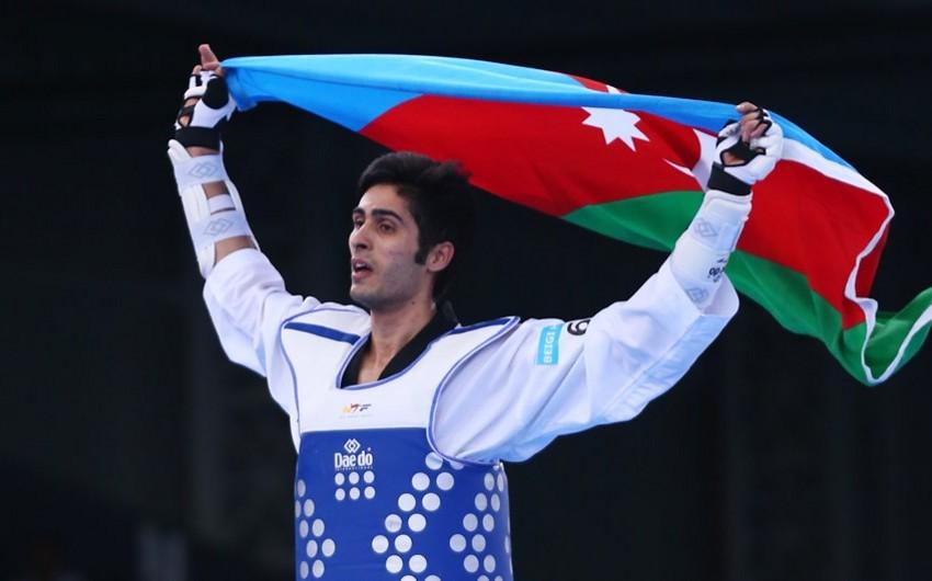 Azərbaycan taekvondoçusu Rio-2016da 1/4 final mərhələsinə yüksəlib