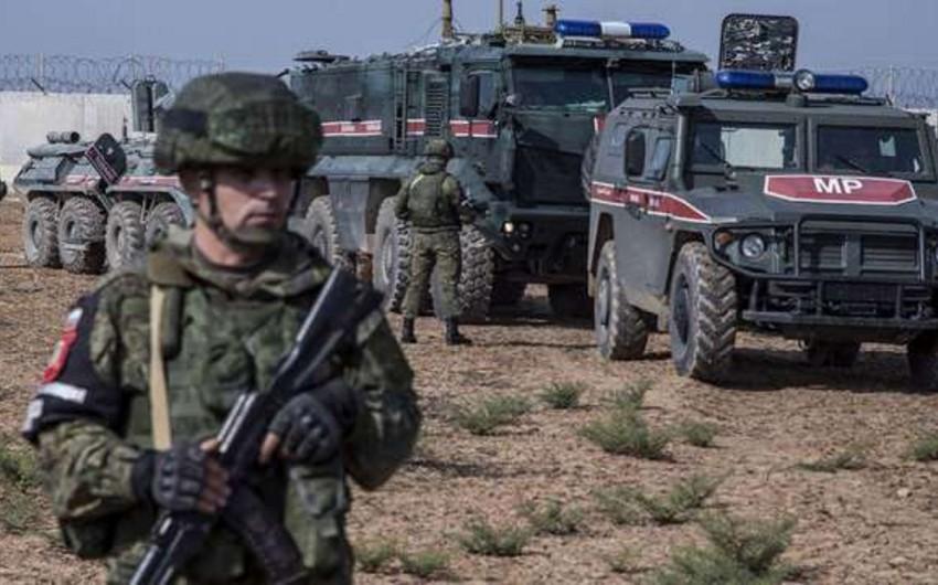 Suriyada Rusiya hərbçisi öldü