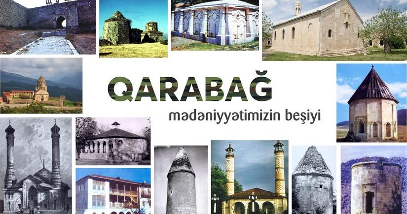 Исторические памятники Карабаха пострадали от армянского вандализма