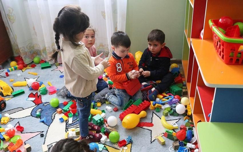 В районе компактного проживания азербайджанцев в Грузии открылись новые детсады