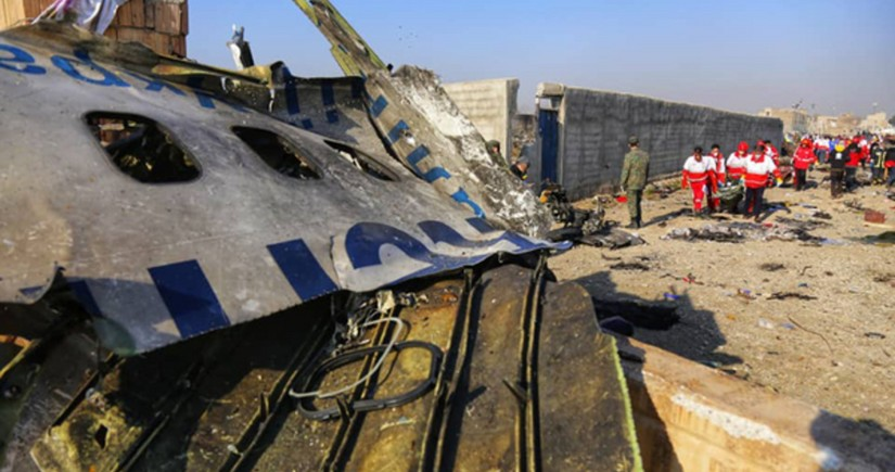Иран отказался от предложения Украины обсудить выплаты за сбитый Boeing