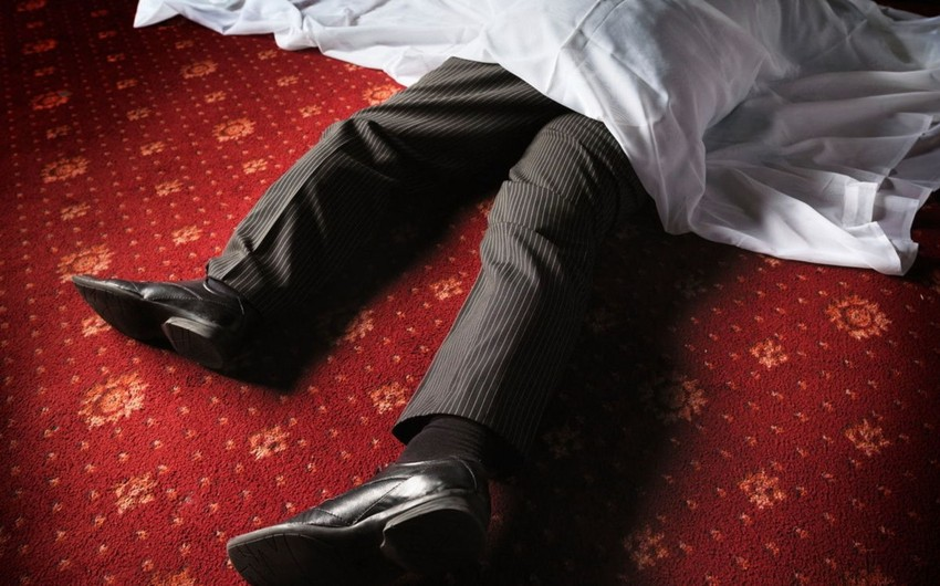 В Шеки внезапно скончался сотрудник центра отдыха