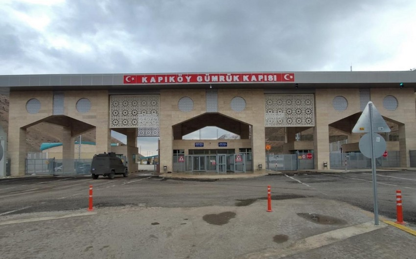 Turkish-Iranian border reopens