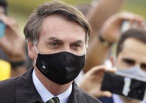Президент Бразилии заявил о победе над коронавирусом