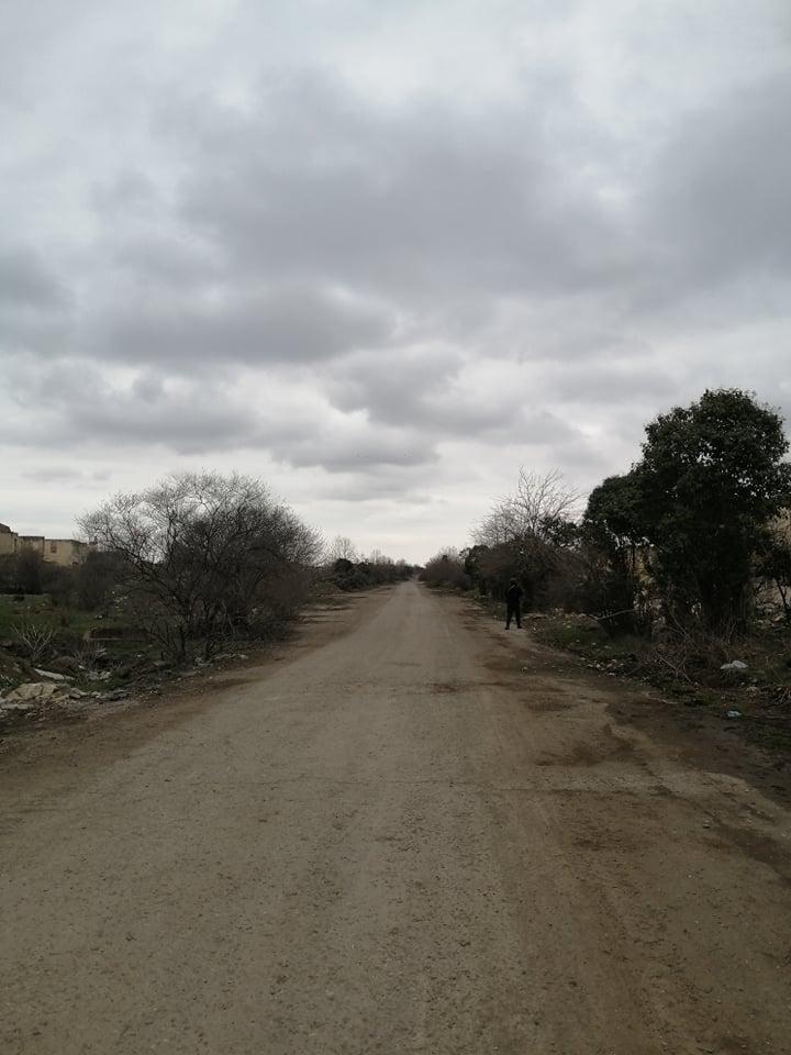 Улица где в до 1993 года кипела жизнь