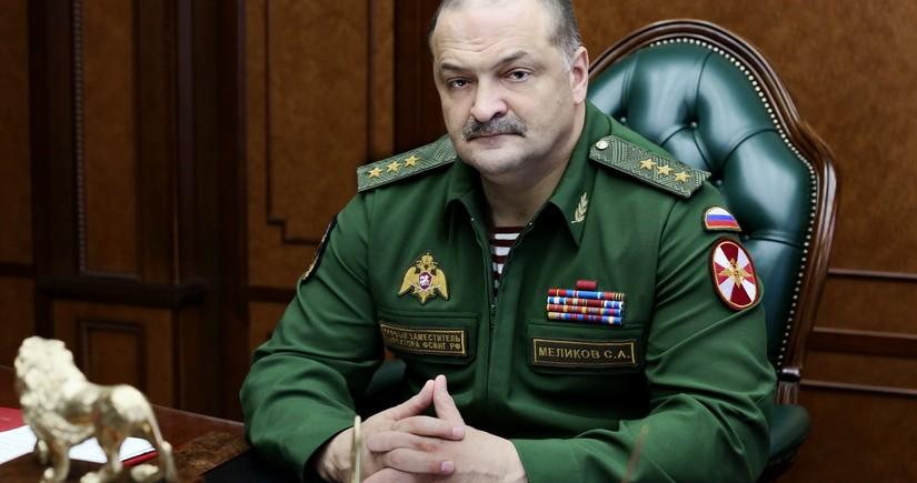 Врио главы Дагестана Меликов заразился коронавирусом