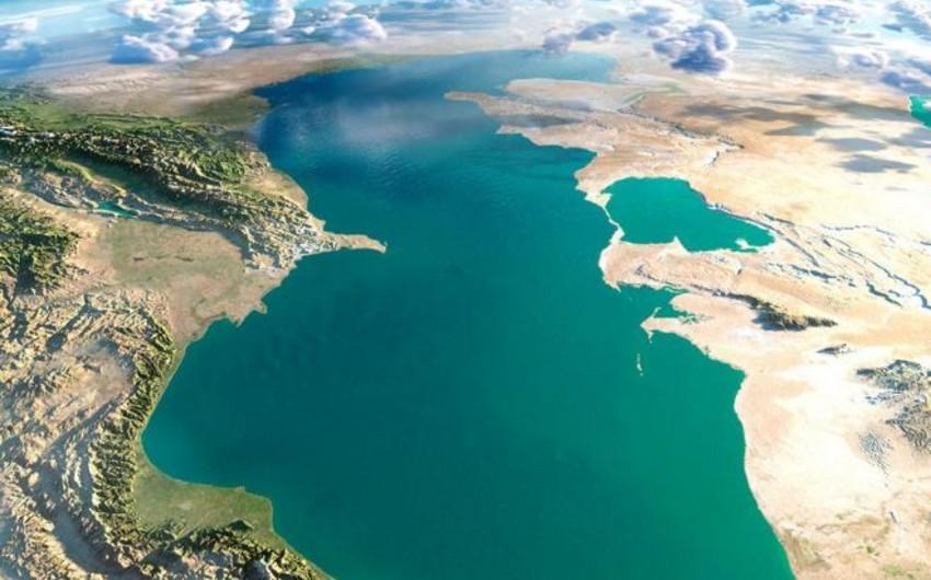 Həsən Ruhani: Azərbaycan və İran arasında Xəzər dənizi ilə bağlı fikir birliyi və qarşılıqlı tərəfdaşlıq önəm kəsb edir