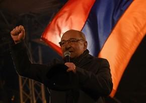В Армении в отношении лидера оппозиции Манукяна начато уголовное дело