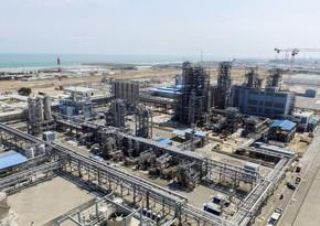 Azerbaijan increases profits from polyethylene exports over 60%