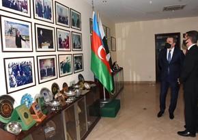 Джейхун Байрамов побывал в посольстве Азербайджана в Пакистане