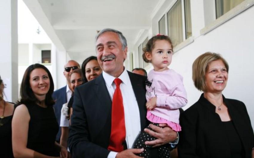 Şimali Kipr Türk Respublikasının yeni liderinin adı məlum oldu