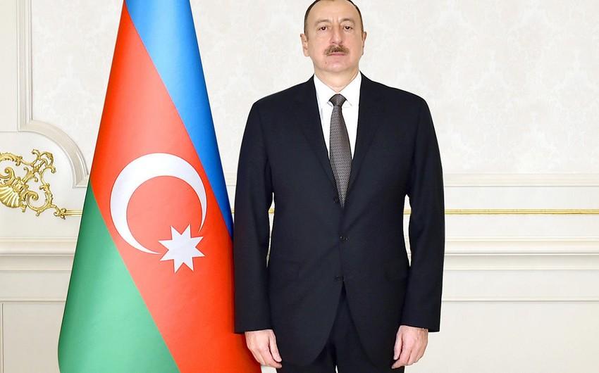 Britaniya parlamentinin üzvü Azərbaycan Prezidentini təbrik edib