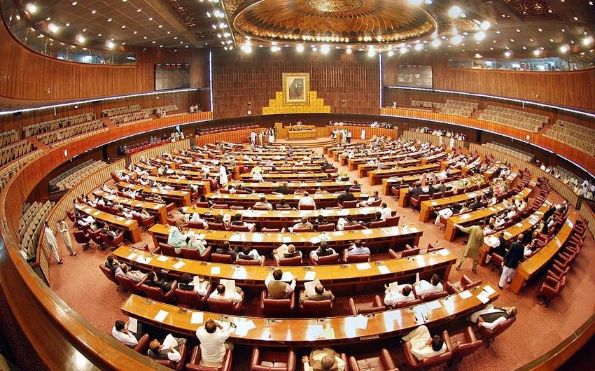 Pakistani parliament committee condemns occupation of Azerbaijani territories by Armenia