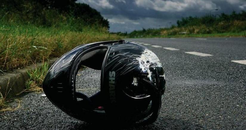 Nərimanovda motosiklet avtomobillə toqquşub