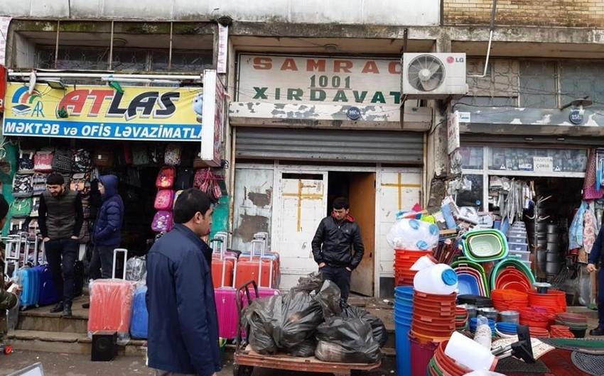 АПБА провела рейд на бакинском рынке, обнаружена продажа мяса по цене 5,50 манатов