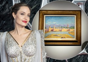 Angelina Jolie sells off Winston Churchill painting for $11.5M