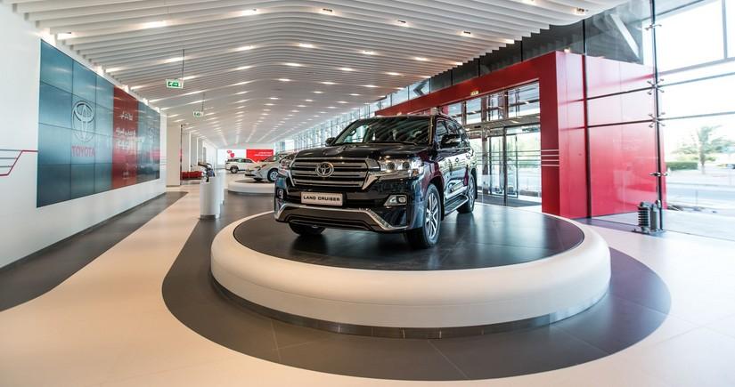 """""""Toyota Motors"""" 2020-ci ildə ilk dəfə artıma nail oldu"""