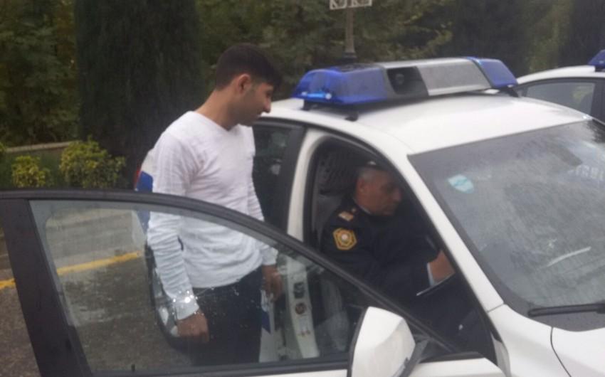 Ağcabədidə yol hərəkəti qaydalarını pozan sürücülərə qarşı reyd keçirilib- FOTO - VİDEO