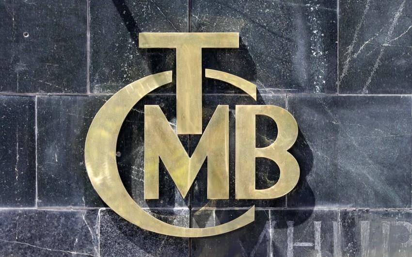 Türkiyə Mərkəzi Bankı uçot dərəcəsini dəyişməyib