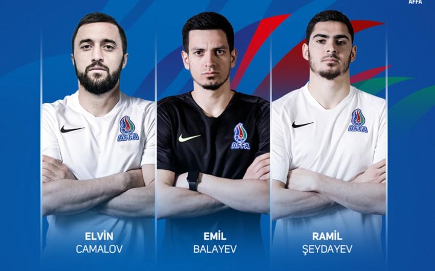 Millimizin futbolçuları Türkiyə ilə oyundan danışdılar