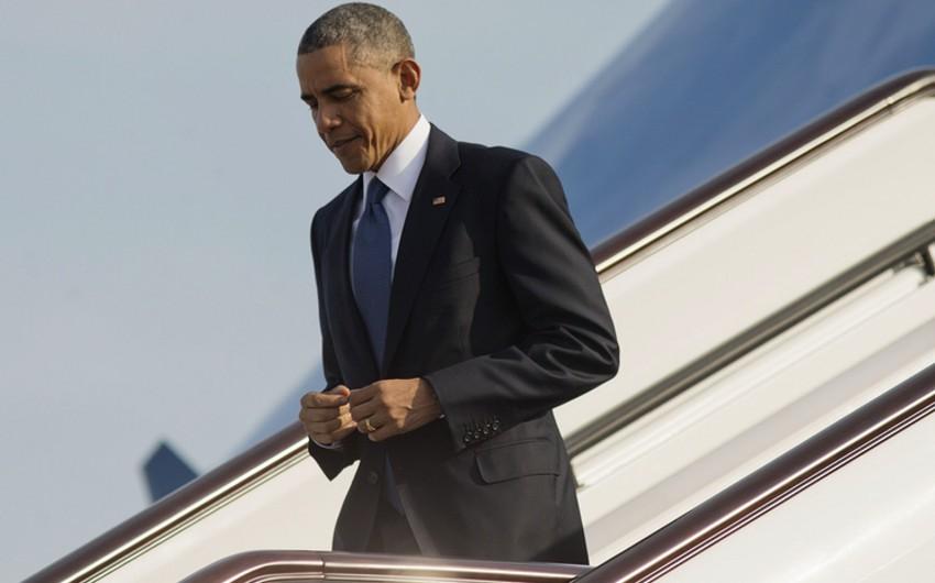 Barak Obama Vyetnama səfər edib