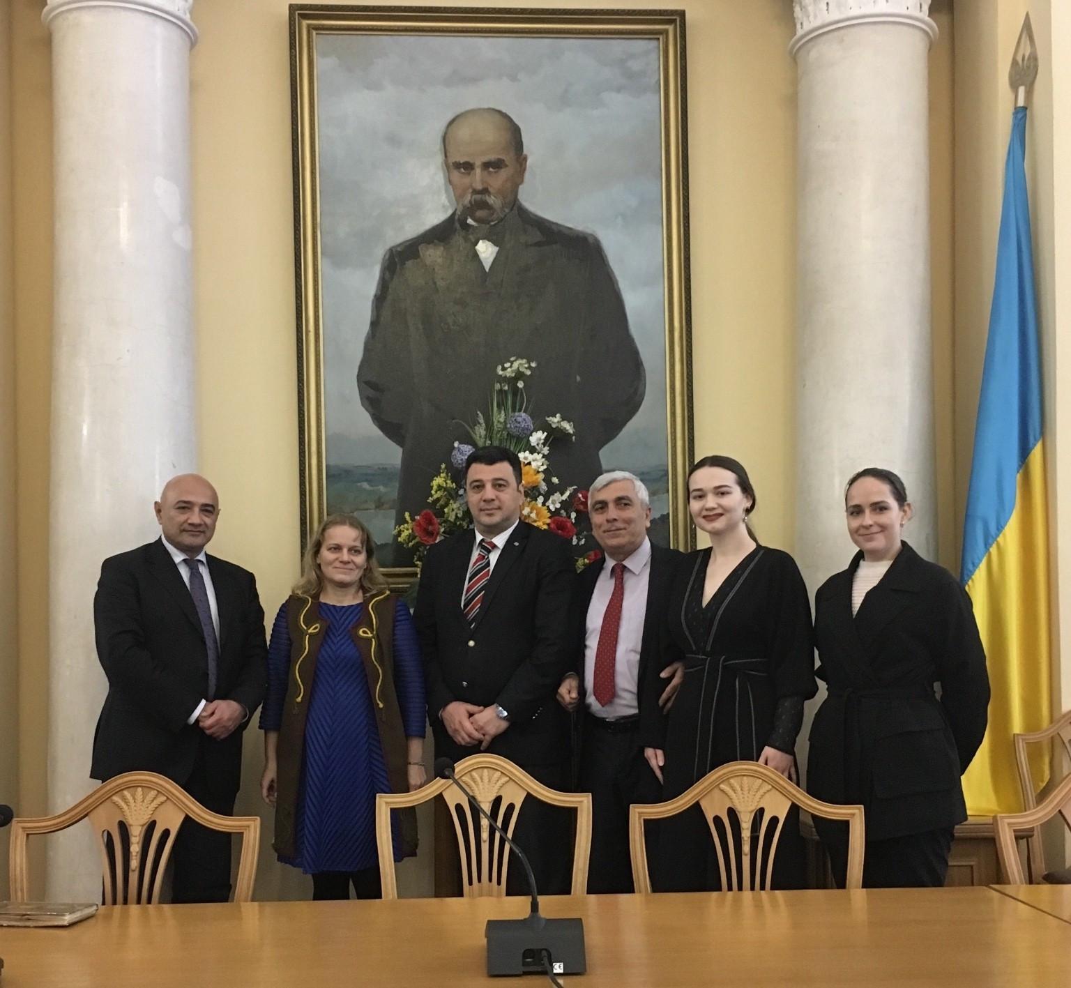 Центр мультикультурализма развивает сотрудничество с украинским университетами