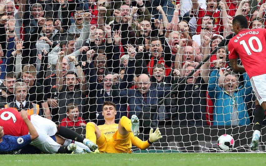 Челси проиграл Манчестер Юнайтед в дебютном матче Лэмпарда