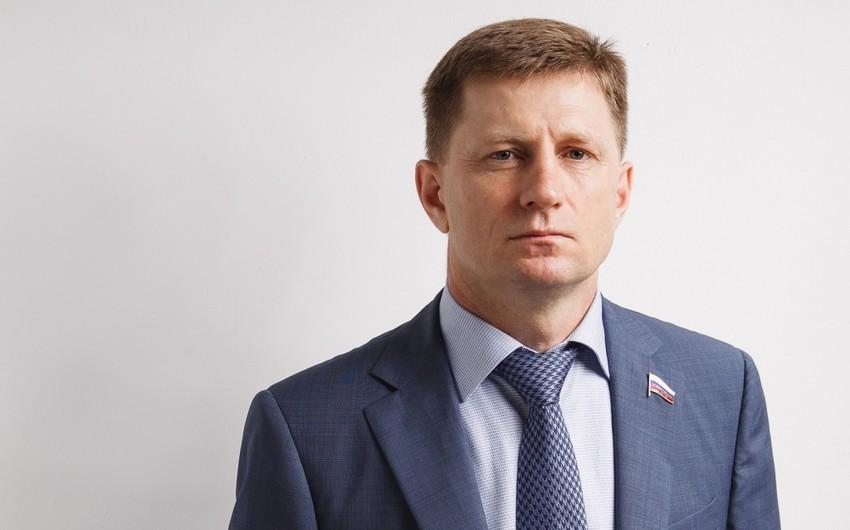 В России задержали губернатора, заказывавшего убийства бизнесменов