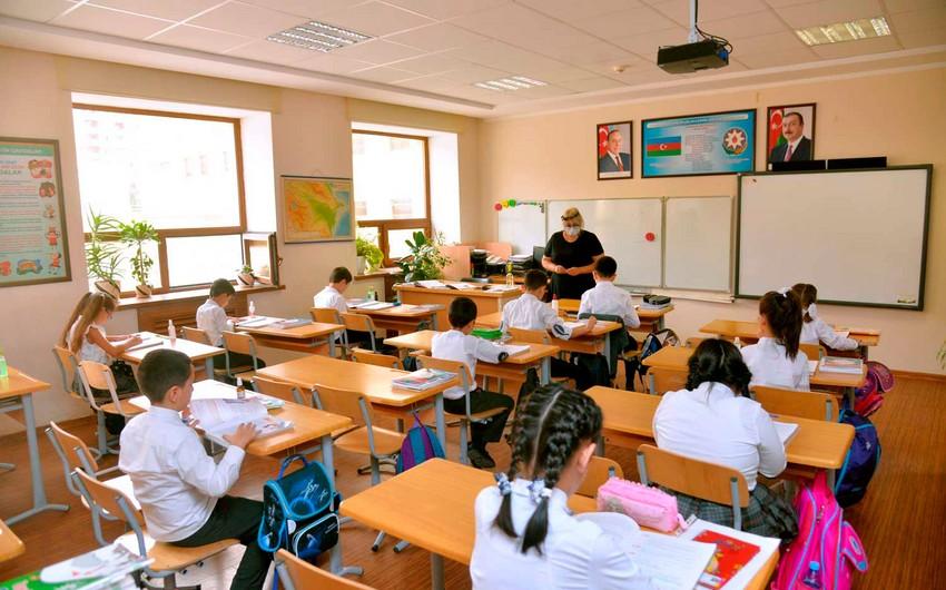 В Азербайджане с 9 августа начинается электронное перемещение учащихся