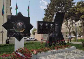 В Баку открыт парк имени Полада Гашимова