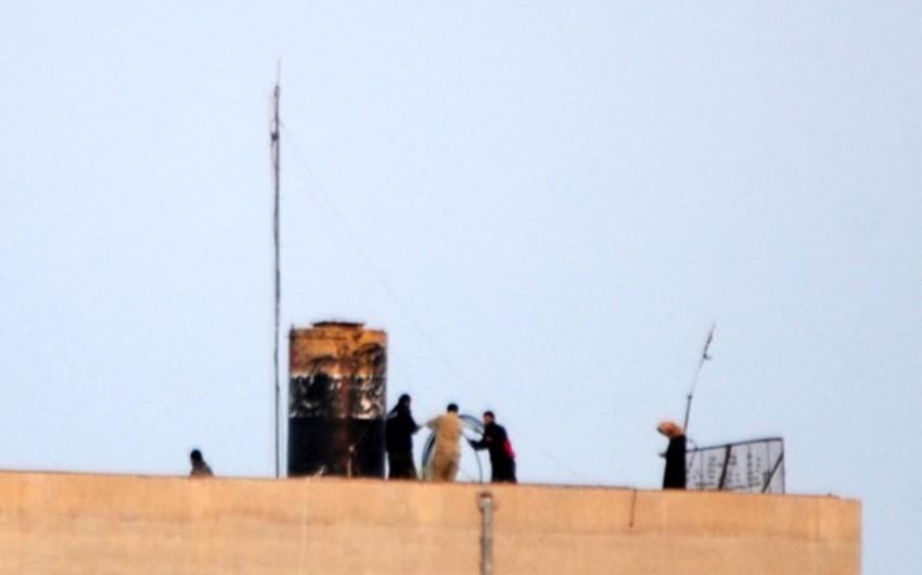 İŞİD Türkiyə sərhədi yaxınlığında radioötürücü yerləşdirib