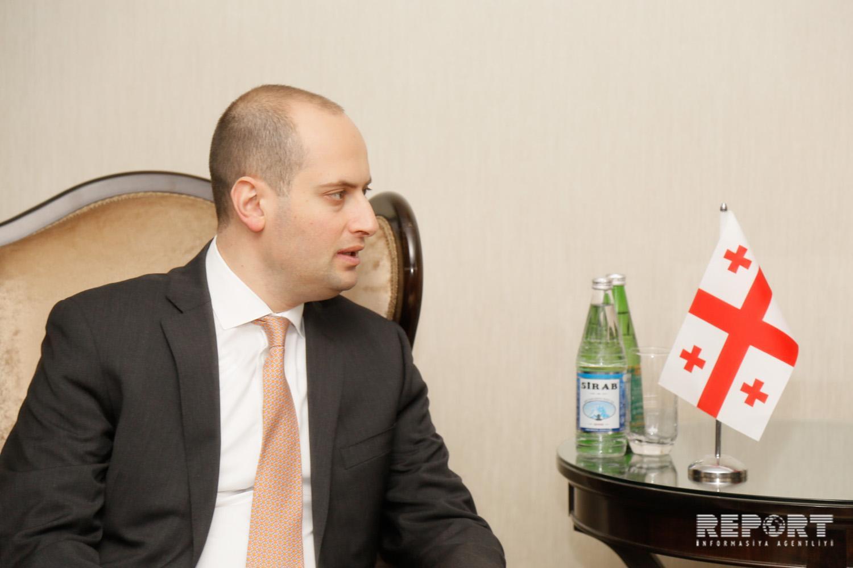 Глава МИД Грузии: Мы поддерживаем территориальную целостность Азербайджана