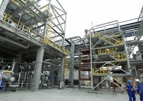 Azerbaijan exported over 10,000 tons of polyethylene in January
