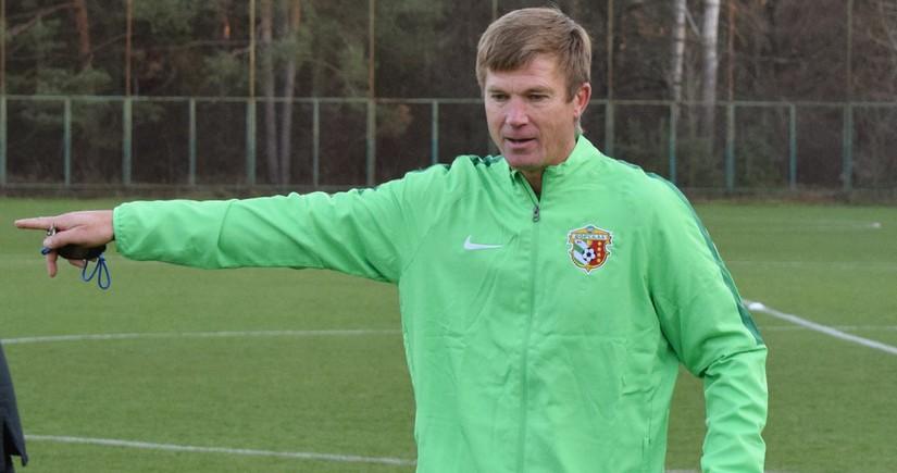 Kiyev Dinamosu önündə Keşləyə qazandırdığı kubokla öyündü