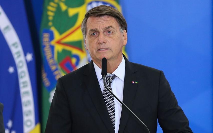 Braziliya Prezidenti hospitala yerləşdirilib